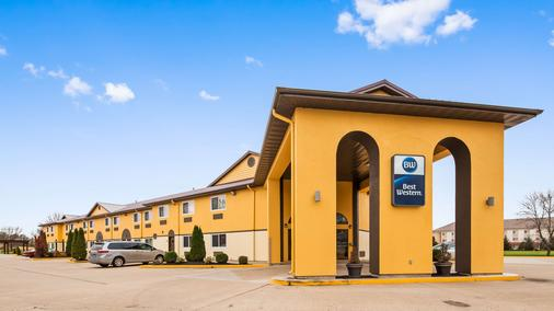 Best Western Regency Inn - Danville - Building