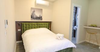 Yefet 1 - Tel Aviv - Bedroom