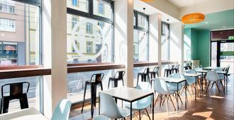 B&B Hotel Graz-Hbf - גראץ - מסעדה