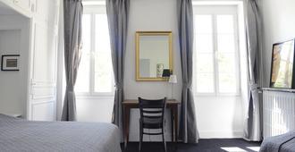 Hôtel Brasserie du Parc - Albi - Bedroom