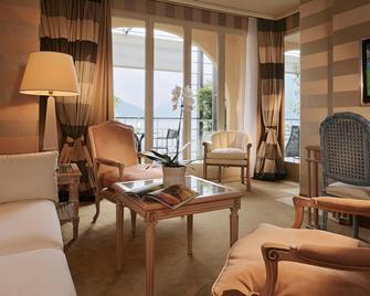 Grand Hotel Villa Castagnola - Lugano - Stue