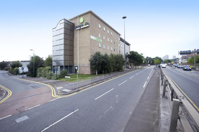 Hotel Campanile Leicester - Leicester - Rakennus