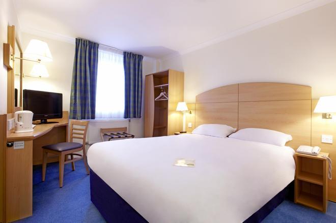 Hotel Campanile Leicester - Leicester - Makuuhuone