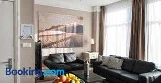 Bizstay Park Central Apartments - The Hague - Living room