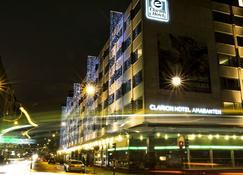 Clarion Hotel Amaranten - Estocolmo - Edificio