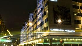 Clarion Hotel Amaranten - Stockholm - Building