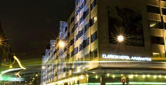 Clarion Hotel Amaranten - Estocolmo - Edifício