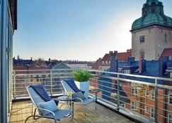 Clarion Hotel Amaranten - Estocolmo - Balcón