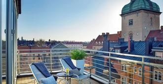 Clarion Hotel Amaranten - שטוקהולם - מרפסת