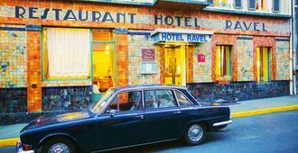 The Old Hotel Ravel - קלרמו פראה - נוף חיצוני