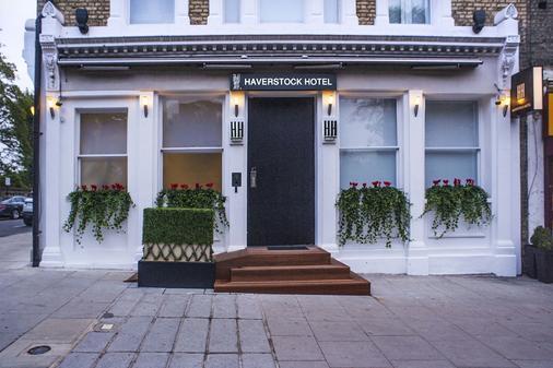 Haverstock Hotel - London - Bygning