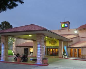 Holiday Inn Express Mesa Verde-Cortez - Cortez - Gebäude