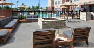 Residence Inn by Marriott Dallas Plano/The Colony - Колония - Балкон