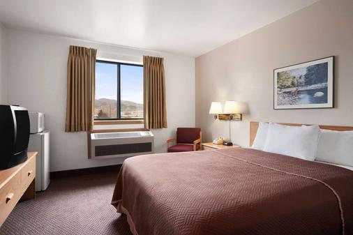 Travelodge by Wyndham Elko NV - Elko - Phòng ngủ