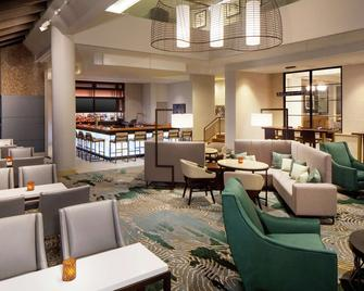 DoubleTree by Hilton Manchester Downtown - Manchester - Lounge