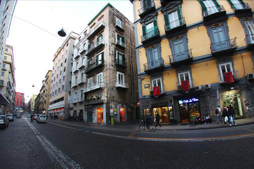 The Fresh Hotel - Napoli - Näkymät ulkona