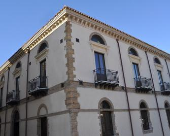 Hotel Palazzo Fortunato - Sant'Agata di Militello - Gebäude