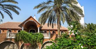 Marbella Resort - Sharjah - Edificio