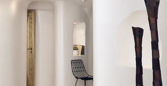 Cavo Tagoo Santorini - Fira - Servicio de la habitación