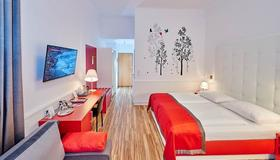 Hotel Zipser - Vienna - Bedroom