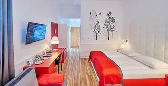 Hotel Zipser - וינה - חדר שינה