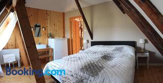 Bed & Breakfast De Stolp - Zuidoostbeemster - Bedroom