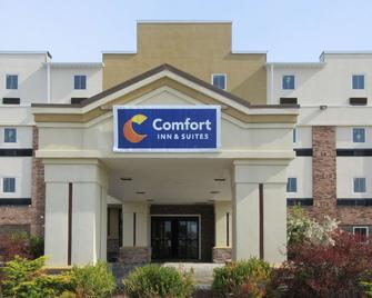 Comfort Inn & Suites - Michigan City - Building
