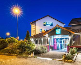 Quality Hotel Clermont Kennedy - Clermont-Ferrand - Building