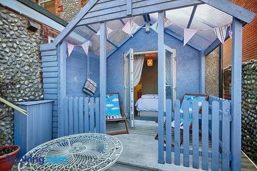 Hooray Henrys Sheringham - Sheringham - Balcony