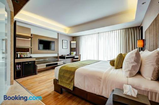 達卡威酒店 - 達卡 - 達卡 - 臥室