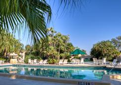 Golden Host Resort - Sarasota - Πισίνα