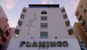 Flamingo Beach Hotel - Larnaca - Building