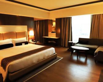 Crowne Plaza New Delhi Okhla - New Delhi - Slaapkamer