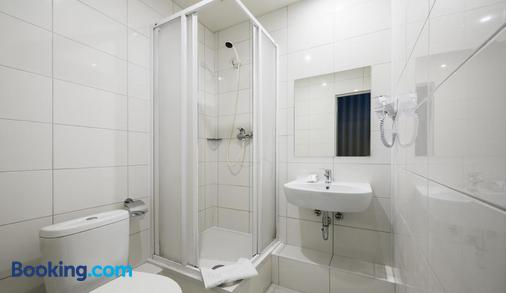 Vilnius City Hotel - Vilnius - Bathroom