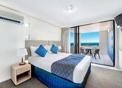 Ultiqa Shearwater Resort - Caloundra - Slaapkamer