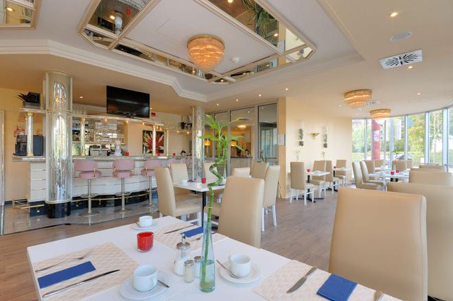 Hotel Stuttgart Sindelfingen City by Tulip Inn - Зиндельфинген - Ресторан