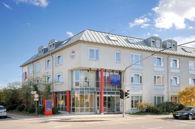 Hotel Stuttgart Sindelfingen City by Tulip Inn - Зиндельфинген - Здание