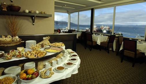 Lennox Hotel - Ushuaia - Buffet