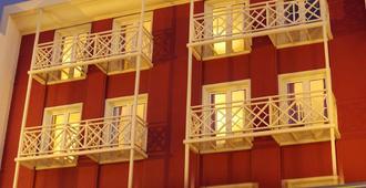Lennox Hotel - Ushuaia - Toà nhà