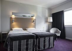City Living Sentrum Hotell - Trondheim - Bedroom