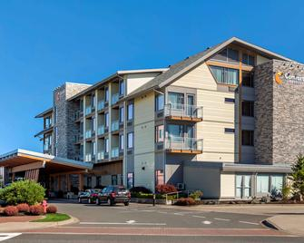 Comfort Inn & Suites - Campbell River - Building