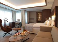 Bricks Hotel Istanbul - Istanbul - Bedroom