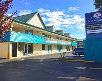 Americas Best Value Inn Pottstown - Pottstown - Будівля