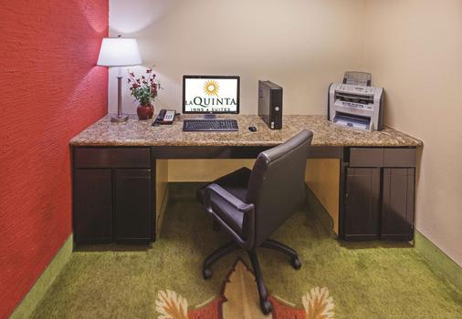 La Quinta Inn & Suites by Wyndham Port Arthur - Port Arthur - Business centre