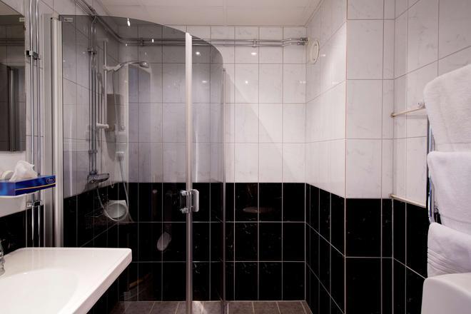 Best Western Hotell Ett - Östersund - Baño