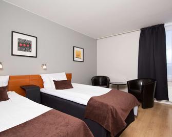 First Hotel Ett - Östersund - Sovrum
