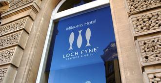 Loch Fyne Hotel And Restaurant Bath - Bath - Vista esterna
