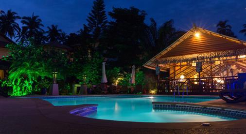 Baan Sukreep Resort - Ko Samui - Bể bơi