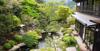 Kyoto Ohara Ryokan Seryo - Kyoto - Udsigt