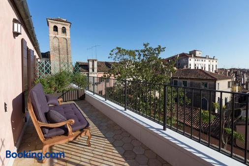 Palazzo Venart Luxury Hotel - Venice - Balcony